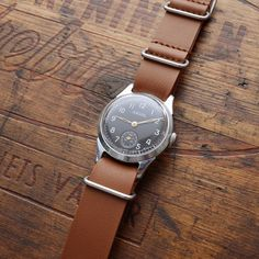 Aesthetica — 50's Military Watch 1