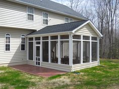 Sun Porch Design Ideas | Outdoor Living Spaces | Outdoor Kitchens | Pergolas | Decks | Southern ...