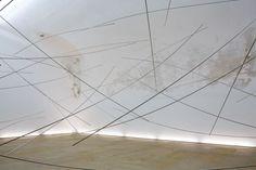 Almut Linde: Dirty Minimal #86.1 – 100 m Hüllrohre zur Herstellung von Brennstäben für Kernreaktoren, 35 Hüllrohre aus Zirkaloy, 2014, Foto: Erich Malter Utility Pole, Minimal, Blog, Pictures, Pipes, Blogging, Minimal Techno