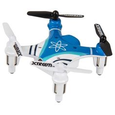 XTREEM Swann Atom Lightning Fast Mini RC Quadcopter 24GHz Wireless Remote Control Included *** For more information, visit image link.Note:It is affiliate link to Amazon.