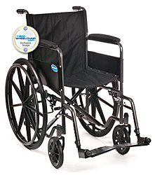 Invacare V20RLR Veranda Wheelchair 20 x 16 with Removable Desk Arms and Elevating Legrests * Offer can be found by clicking the VISIT button