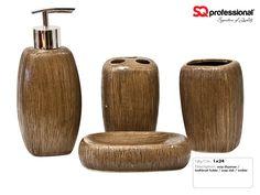 Couleurs marron pour salle de bain sur pinterest for Accessoires sdb design