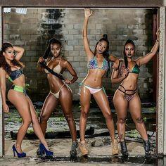 http://ift.tt/28IHrwU  Swimsuits by @edgeswim  Photo @nigelsocrazy  Mua and hair @makeitup_2yourself  Models:@naiomimaharaj @hink_son @pretti_tyty @superstarriri  #caribbeandesigner #trindadandtobago #thekaribbeankollective