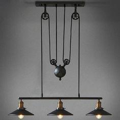 Designer Nautical Floor Lamps Studio Tripod Metal Electroplated