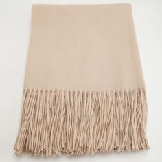 I pinned this Waterwave Cashmere Blend Throw in Eco from the pür cashmere event at Joss and Main!