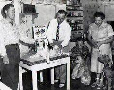1940s Goroways Vet Office Asbury Park
