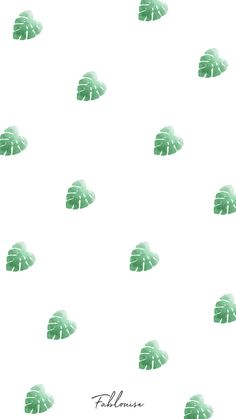 Wallpaper backgrounds beautiful wall papers ideas for 2019 Plant Wallpaper, Summer Wallpaper, Green Wallpaper, Iphone Background Wallpaper, More Wallpaper, Aesthetic Iphone Wallpaper, Pattern Wallpaper, Aesthetic Wallpapers, Wallpaper Ideas
