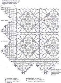 Вязаная скатерть (крючок) Размер скатерти: 173 см х 143 см. Обсуждение на LiveInternet - Российский Сервис Онлайн-Дневников