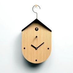 Free Time Cucu Wall Clock Black, $399, now featured on Fab.