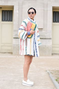 240 Chic as Sh*t Paris Street Style Looks - Cosmopolitan.com