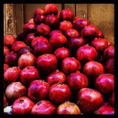 #pomegranates #oldcity #market #jerusalem