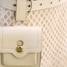 The belt bag: two accessories in one #toryspring14 #nyfw
