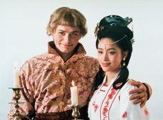 «Волшебный портрет» — детский художественный фильм-сказка совместного производства России и Китая.