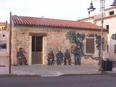 Palau - Murales (Sardegna)