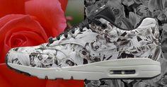 check out 9447d e6190 (1) Facebook Blumige Nikes, Air Max Für Frauen, Air Max 1,