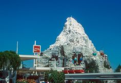 Daily Vintage Disneyland: From the 60's with the Peoplemover, Skyway and a Matterhorn with holes in it!   Visit our Blog for more more information on all of our photos & tips on taking great pictures in the Park.  Blog http://mickeyphotosdisneyland.blogspot.com  Instagram: http://instagram.com/msdlpierce7530_mickeyphotos/ Like on Facebook: http://Facebook.com/mickeyphotosdisneyland Follow me on Twitter: https://twitter.com/msdlpierce7530