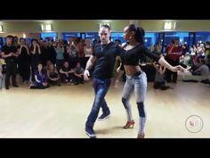 #01 FIKI Festival 2015 - Isabele & Felicien [kizomba workshop] - YouTube