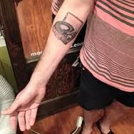 Image result for record player tattoo