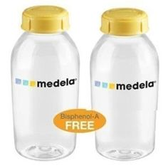Medela Breastmilk Collection and Storage Bottles 8oz 250ml  2 Bottles COLORED *** Read more  at the image link.Note:It is affiliate link to Amazon.