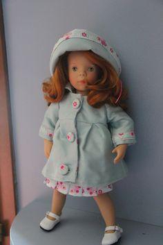 couture pour poupée minouche corolle paola reina