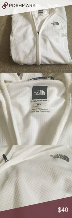 North Face Jacket Very light Spring jacket by North Face! Size Medium -- worn once! North Face Jackets & Coats