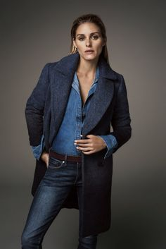 Olivia Palermo for Banana Republic Holiday 2016 Collection | Chic Cashmere Overcoat