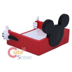 Disney office note pad holder