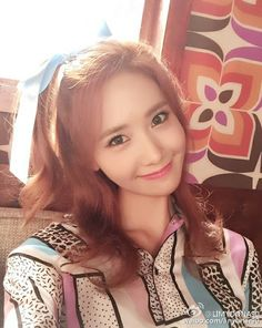SNSD YoonA delights fans with her charming SelCa pictures ~ Wonderful Generation