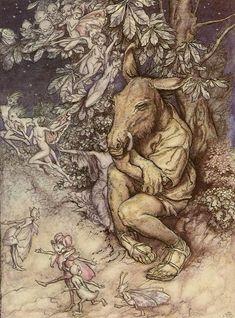 arthur rackham | Arthur Rackham - illustration