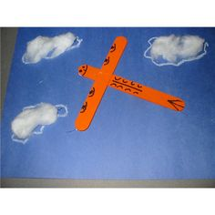 Preschool Lesson on Airplanes: Part of a Transportation Theme