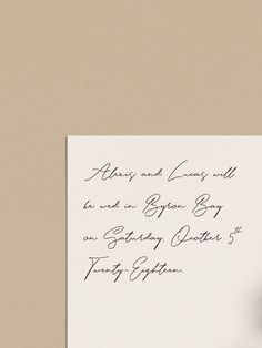 modern minimal simple wedding invitations stationery modern casual script invitation details