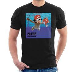 Admiral Pheasant Omelet Pokemon Magikarp Nirvana Men's T-Shirt