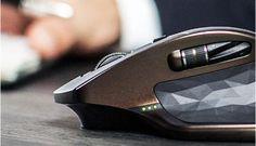 Bezprzewodowa | laserowa | 1600 dpi | 5 przycisków | unifying