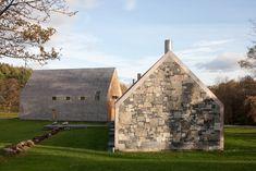 A Minimalist, Rick Joy–Designed Farmhouse in Vermont Asks $9.25M