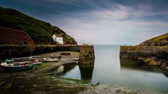Porthgain Harbour in Pembrokeshire Wales, Britain, Earth, Country, Pictures, Outdoor, Fathers, Sweet, Inspiration