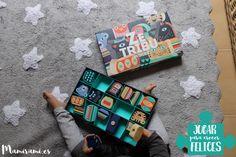 Zetribu - Un juego con preciosos diseños para niños a partir de 2 años