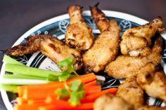 Ginger Lime Buffalo Wings recipe