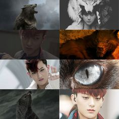 Fairytale Sons & Daughters edit // Red Riding Hood - Big Bad Wolf's Son // Tao of EXO