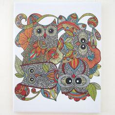 Deny Designs Valentina Ramos 4 Owls Fleece Throw Blanket, 60 x 80 Owl Wall Art, Owl Pillow, Pillow Talk, Plush Pillow, Pillow Fabric, Animal Throws, Owl Print, Fleece Throw, Outdoor Throw Pillows