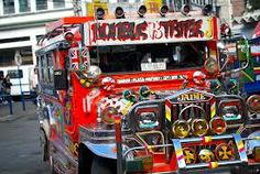 the art of jeepney riding the Known as the country's 'king of the road', the philippine jeepney is a cultural icon initially a product of up-cycling world war ii vehicles after the war had ended, many of these public transport vehicles today - vibrantly painted and lavishly embellished by their owners - are unique mobile works of art.