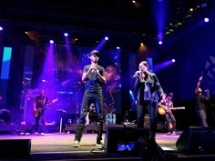Nelly Furtado and K'Naan perform at the National Bank First Night, June 8