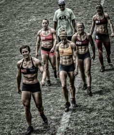 What Do The Top  CrossFit Women eat?  http://www.barbellsandbiscottis.com/diets-crossfit-women-athletes/