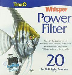 Buy Cheap Tetra Fish Whisper Assembled Bio Bag Large Single Cleaning & Maintenance Fish & Aquariums
