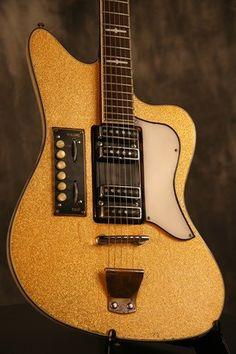 Risultati immagini per vintage eko electric guitars Vintage Electric Guitars, Cool Electric Guitars, Vintage Guitars, Unique Guitars, Custom Guitars, Fender Telecaster, Prs Guitar, Acoustic Guitar, Guitar Photos