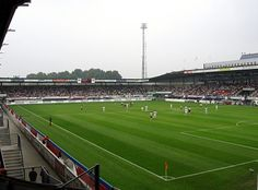 Het Kasteel. Sparta Rotterdam vs. Groningen 0-1 (17.9.2006). Eredivisie. Although Sparta lost, the player I remember from this match is Sparta's Haris Medunjanin. Erik Nevland scored the only goal of the day.