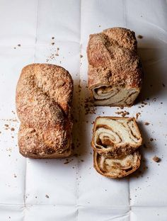 "Hungarian Coffee Cake Recipe (""Moist and rich and not too sweet and still airy."" ""So delicious."" ""Delicious, indulgent, adult- and kid-pleasing."" ""Perfect."" That's what folks are saying about this coffee cake, which is actually like equal parts cake, bread, and pastry.)"
