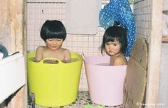 Mirai Chan, a very cute little Japanese girl Love this photo book; this little girl is so adorable, with so much personality. The photos are beautiful. Japanese Kids, Cute Japanese Girl, Japanese Face, Korean Babies, Asian Babies, Cute Kids, Cute Babies, Baby Kids, Tomboy Kids