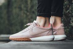 "Nike WMNS Roshe Waffle Racer NM Premium ""Pink Oxford"" - EU Kicks Sneaker Magazine"