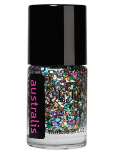 Every girl loves a bit of glitter! Snap up this Australis Fairy Bread nail polish for your BFF