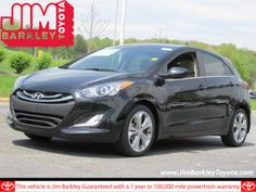 2013 Hyundai Elantra   $16,990 Jim Barkley Toyota This Has Deluxe Features  Including Digital Audio Input